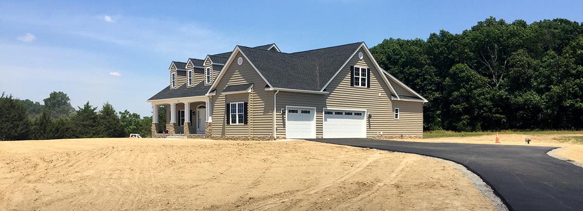 New Home Construction Winchester Va Hepler Homes