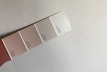 Choosing Your Paint Colors