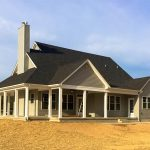 Beautiful Custom Built Home Large Wrap Around Porch