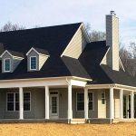 Beautiful Wrap Around Porch Custom Built Home