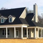 Beautiful Wrap Around Porch Custom Built Home