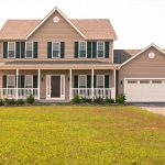 Custom Built Home Front View