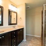 Custom Built Home Master Bathroom