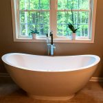 Custom Built Home with Large Soaking Tub