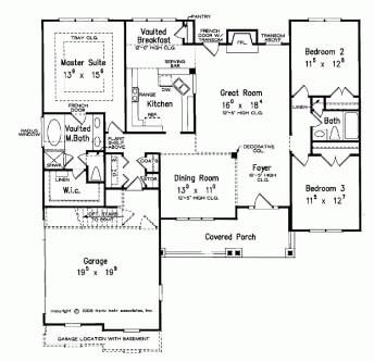 Fairview Creek Floor Plans