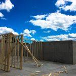 Framework for Custom Built Home