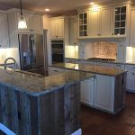 Gorgeous kitchen with wood finishes in Winchester