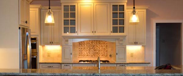 New Custom Home Interior
