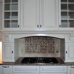 New Custom Home Kitchen Backsplash
