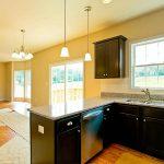Newly Built Home Custom Kitchen