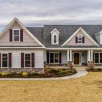 Custom Exterior on New Home
