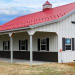 New Barn Build